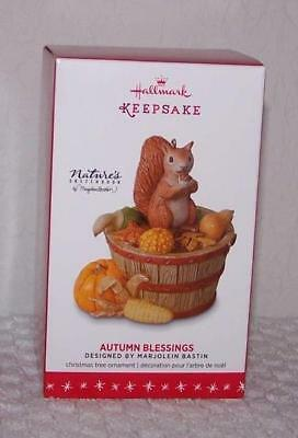 2016 Hallmark Ornament - Marjolein Bastin - Autumn Blessings - Limited Edition