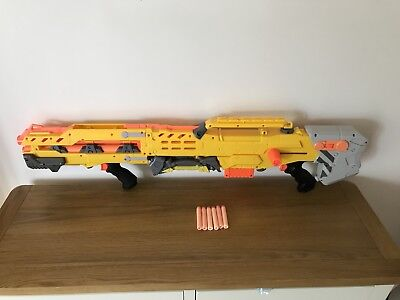 Nerf N-Strike Elite Long Shot CS-6 + 6 Darts - Freepost