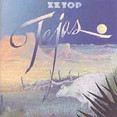 CD - ZZ Top - Tejas - 1976 - Like New
