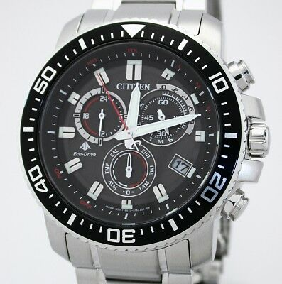 Citizen Promaster Sky ECO-DRIVE FUNKUHR ALARM-SOLAR-CHRONO AS4080-51E