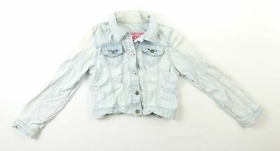Cherokee Girls Blue Plain Denim Jacket Age 9-10