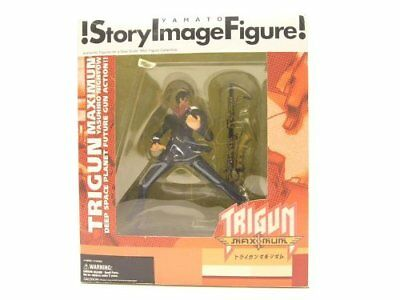 Yamato Story Image Figure Trigun Maximum Midvalley Hornfreak NIB