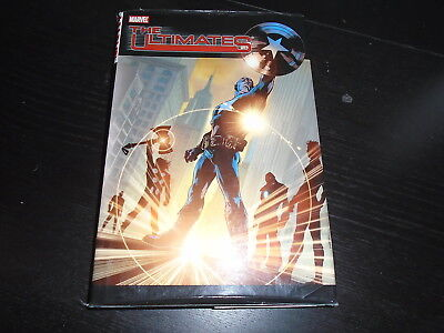 THE ULTIMATES Vol.1 Millar Hitch Marvel Comics Oversized Hardcover OHC  VG