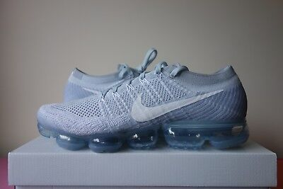 Nike Air VAPORMAX OG Flyknit Pure Platinum 849558 004 off white wotherspoon New