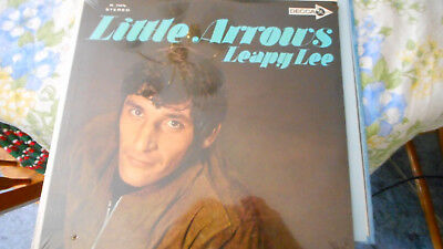 Leapy Lee Little Arrows Sealed Vinyl LP