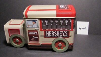 Unusual Colors Hershey's Sweet Milk Chocolate Company  Delivery Truck - Mint