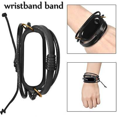 Hot Beading Bracelet Strap Replacement For Xiaomi Mi Band 3 Smart Wristband