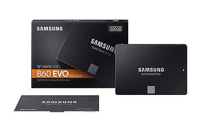 *Brand new* Samsung 860 EVO 2.5 Inch SATA III Internal SSD 500GB MZ-76E500B/AM