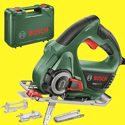 Bosch Nanoblade-Säge Easycut 50 - Alternative Scie à Chantourner Easy Cut