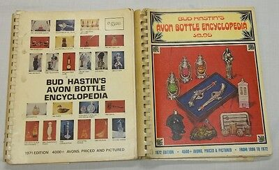 Bud Hastin's Avon Bottle Encyclopedia 1971 Edition & 1972 Edition