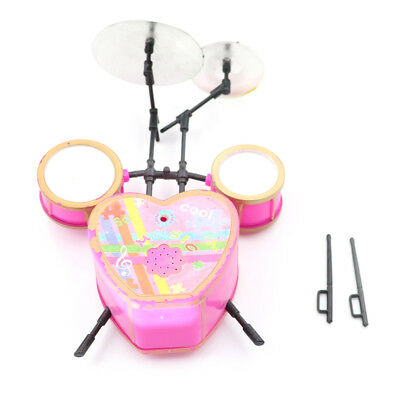 Doll play drums musical instruments toys plastic toys toy accessories_UK