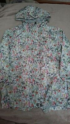 Girls Next Jacket Floral Ditsy Age 7 Years