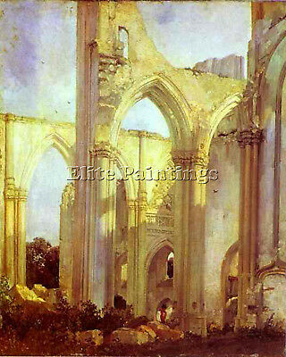 Bonington15 Artist Painting Reproduction Handmade Oil Canvas Repro Wall Art Deco