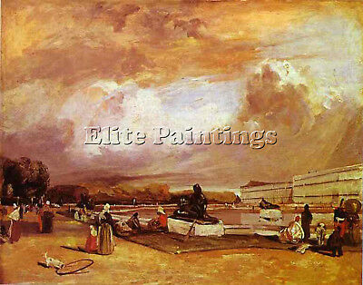 Bonington21 Artist Painting Reproduction Handmade Oil Canvas Repro Wall Art Deco