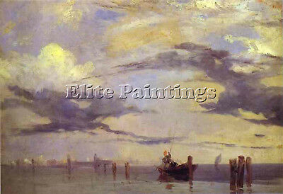 Bonington28 Artist Painting Reproduction Handmade Oil Canvas Repro Wall Art Deco