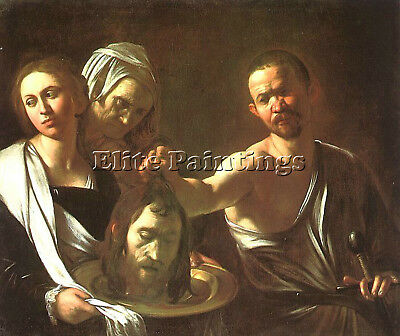 Caravaggio 33 Artist Painting Reproduction Handmade Oil Canvas Repro Art Deco