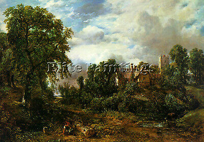 Constable21 Artist Painting Reproduction Handmade Oil Canvas Repro Wall Art Deco