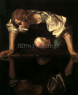 Caravaggio 14 Artist Painting Reproduction Handmade Oil Canvas Repro Art Deco