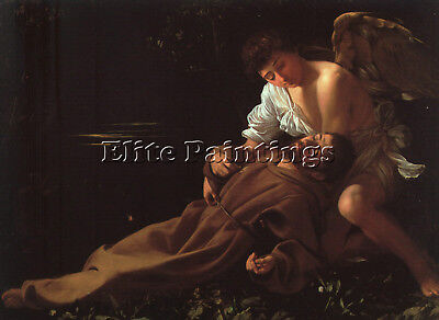 Caravaggio G9 Artist Painting Reproduction Handmade Oil Canvas Repro Art Deco