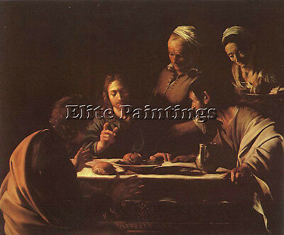 Caravaggio 28 Artist Painting Reproduction Handmade Oil Canvas Repro Art Deco