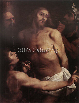 Cesari Giuseppe The Mocking Of Christ Artist Painting Reproduction Handmade Oil