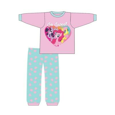 Girls Pyjamas My Little Pony Toddler Pjs 6 to 24 Months