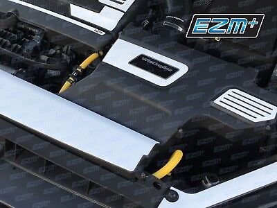 Seat Leon Cupra MK3 Racingline R600 Induction Kit EZM REPLACEMENT COOLANT HOSE