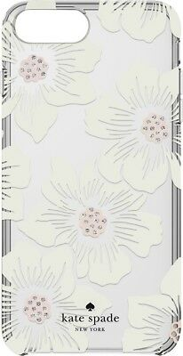 Kate Spade New York Floral Hard Shell Case for iPhone (8+, 7+) - New Other