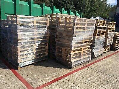 Wooden pallets 25 Pence each - various sizes. Collection North Manchester