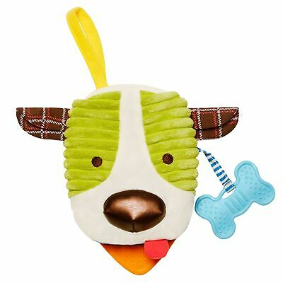 Skip Hop Baby / Kids / Childs Bandana Buddies Puppet Activity Book Puppy 306250