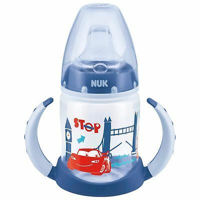 NUK Baby / Kids / Childs Disney First Choice Learner Cup Cars NK10743716