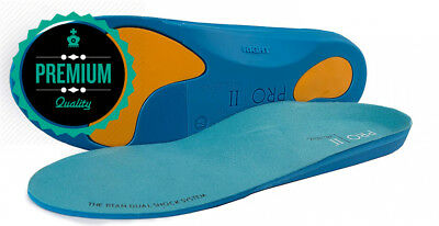 THE TITAN Orthotic sports Insole with Dual Shock balance correction and...