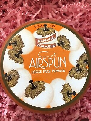 [COTY AIRSPUN] TRANSLUCENT Loose Face Powder Setting Cover