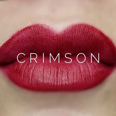 NEW *LipSense LIMITED EDITION*  Lip Color in Crimson