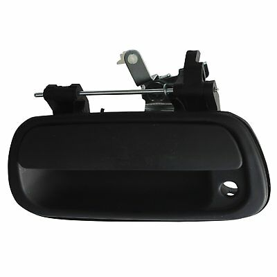 Black Rear Outside Tailgate Handle For 2000-2006 Toyota Tundra Pickup Truck