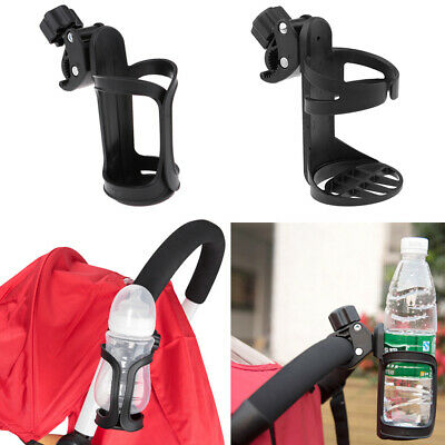 Universal Cup Holder Plastic for Walkers Transport Chairs Bicycle Wheelchair New