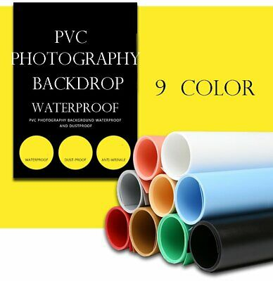 120x200 cm PVC Backdrop Background Matte Reflective Dual Side for Photography