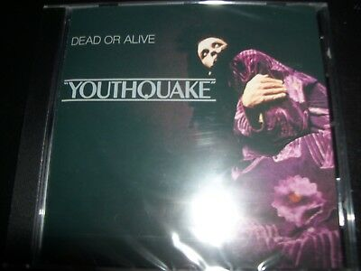 Dead Or Alive (Pete Burns) – Youthquake CD – New