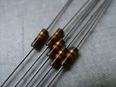 NEW US-made 16M OHM 2 WATT 5/% CARBON COMPOSITION RESISTOR