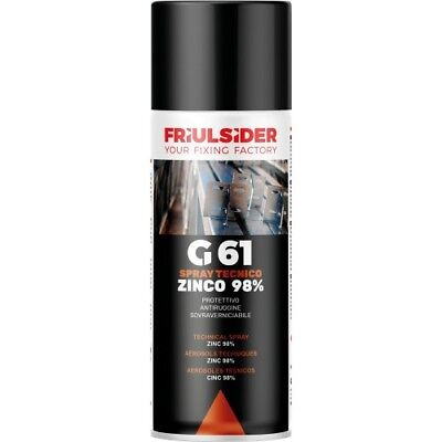 SPRAY Zinco Scuro 98% 400ml