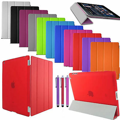 Ayrah® Smart Magnetic Sleep Awake Leather stand Case Cover For APPLE iPad 2 3 4