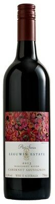Leeuwin Estate `Art Series` Cabernet Sauvignon 2013 (12 x 750mL), WA.