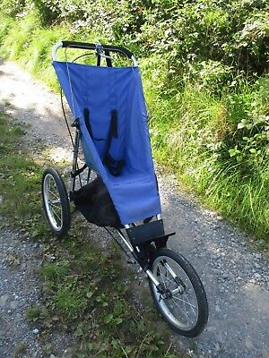 Baby Jogger Original Running Pushchair Buggy Off Road Mountain