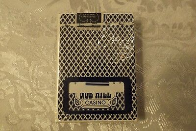 New Bee Nob Hill Casino Playing Cards One (1) Deck fabric sealed (#20