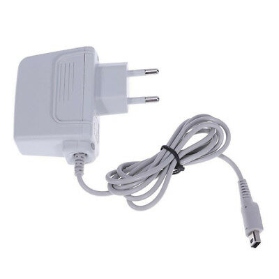 EU Plug Power Adapter Wall Charger for Nintendo 3DS LL 3DS NDSi Game Console UK