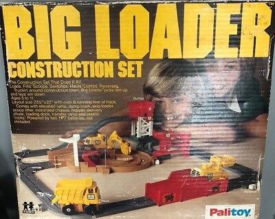 ***Spare Parts*** for Vintage Palitoy Tomy BIG LOADER construction set USED