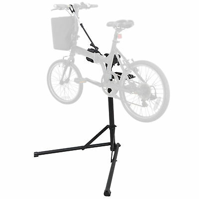 """Pro Bike 34"""" To 62"""" Repair Stand Aluminum w/ Telescopic Arm Cycle Bicycle Rack"""