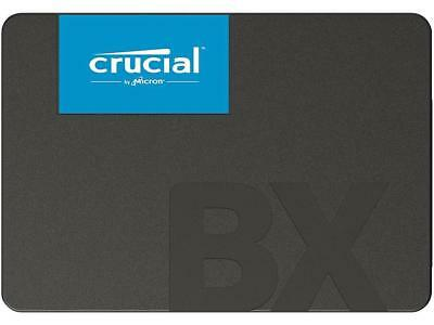 "Crucial BX500 240GB 2.5"" SATA3 Solid State Drive (Micron 3D NAND) SSD"