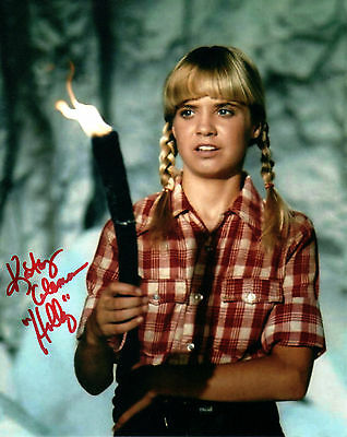Kathy Coleman Land of the Lost 8x10 Authentic Autograph