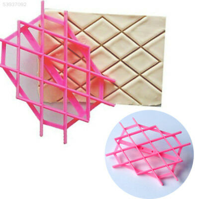 F548 Fondant Cutter Cake Mould Decoration Tool Handmade PP Kitchen Accessories
